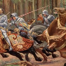1476 Batailles de Grandson et de Morat