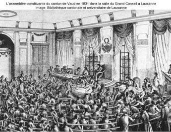Constituante vaudoise de 1831