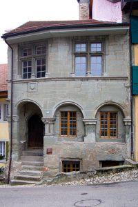 Maison Etats de Vaud - Moudon