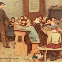 L'enseignement vers 1536