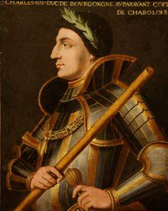 Charles Hardi - Duc de Bourgogne