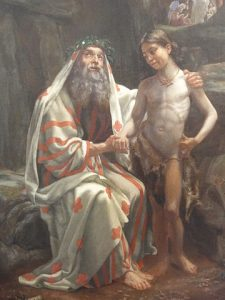Initiation druidique