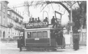 Tramway Vevey - Montreux - Chillon