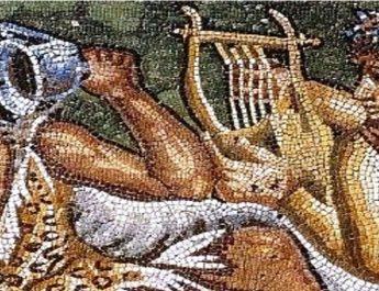 Le vin sous les Romains
