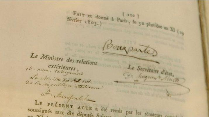 acte de mediation signature