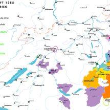 Confédération des huit cantons