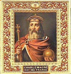 Charlemagne Roi des Francs