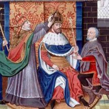 VIIIe au Xe siècle – Charlemagne – La reine Berthe