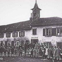 Transformations du canton de 1830 à 1845