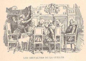 Chevalier de la cuiller