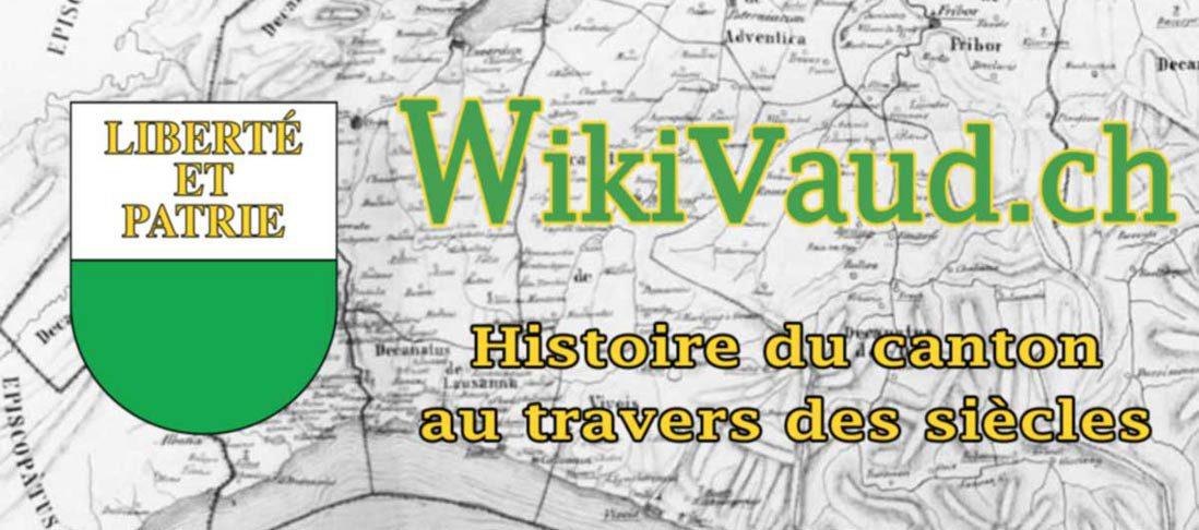 Logo Wikivaud