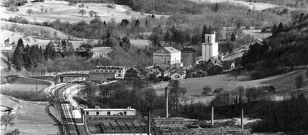 Grands Moulins Cossonay / Penthalaz
