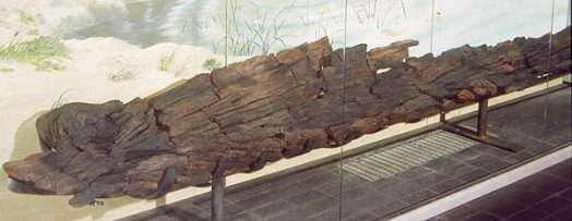 pirogue-mesolithique