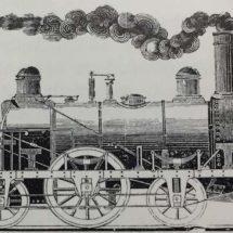 Les voies de communications et chemins de fer