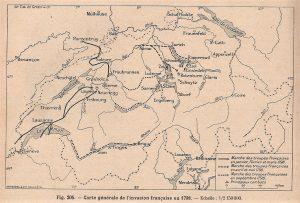 Invasion française en 1798